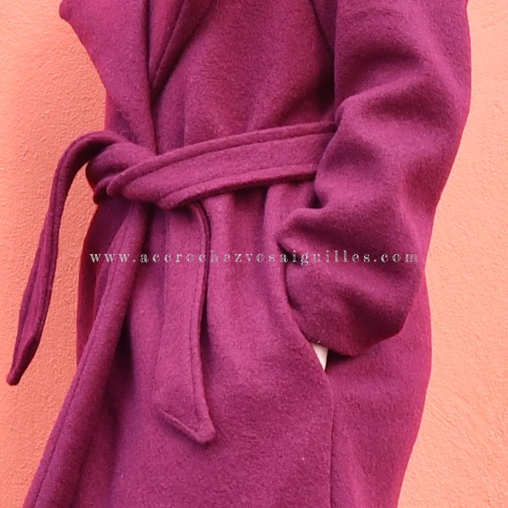 poche manteau Olga